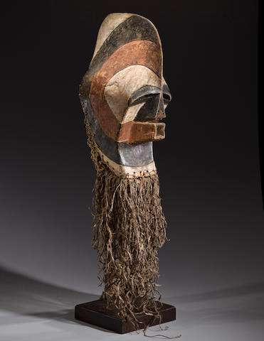 Songye Male Kifwebe Mask, Democratic Republic of the Congo