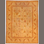 An Amritsar carpet India size approximately 9ft. x 12ft.