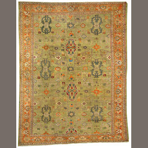 A Sultanbad carpet Central Persia size approximately 7ft. 6in. x 10ft.