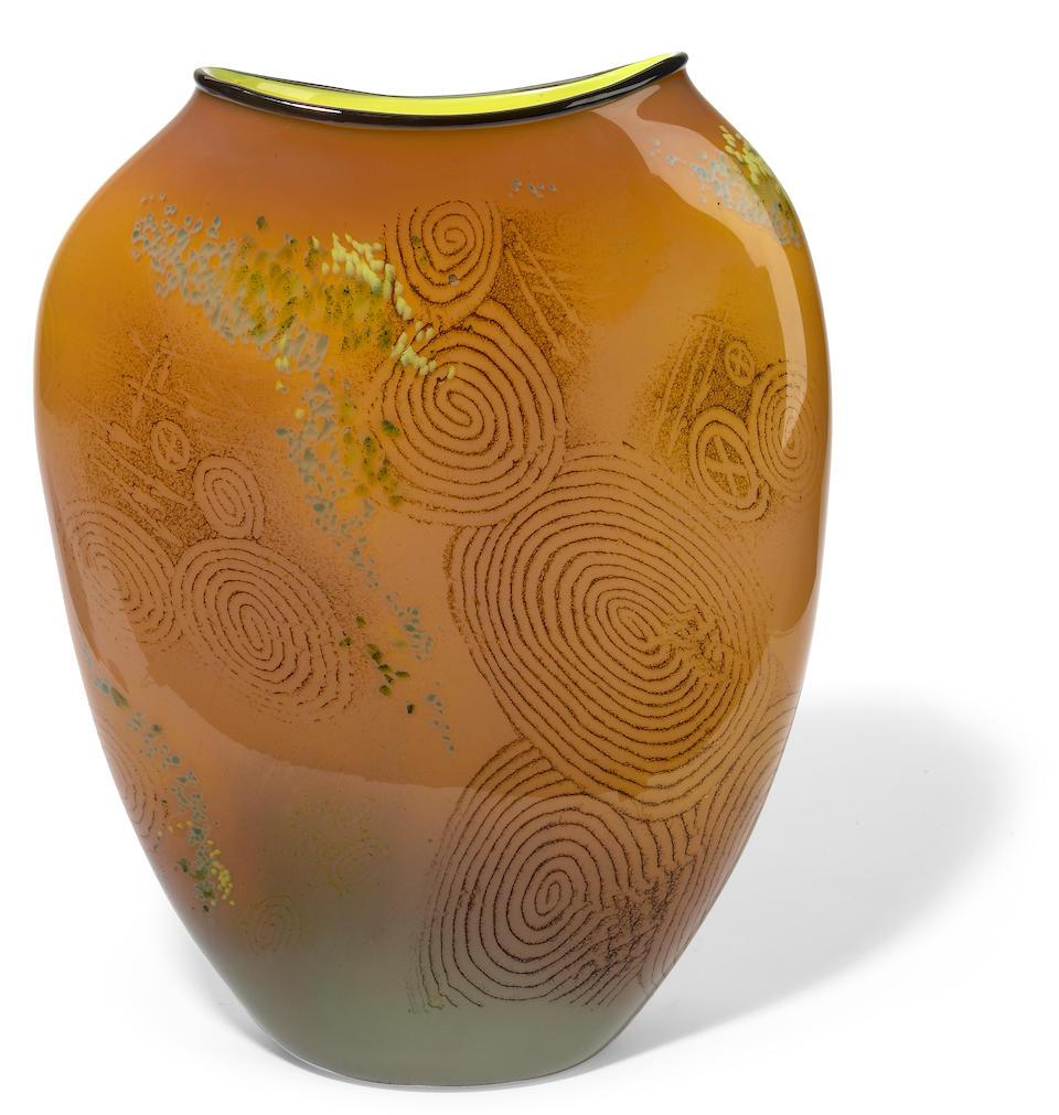 William Morris (American, born 1957) Standing Stone, 1986