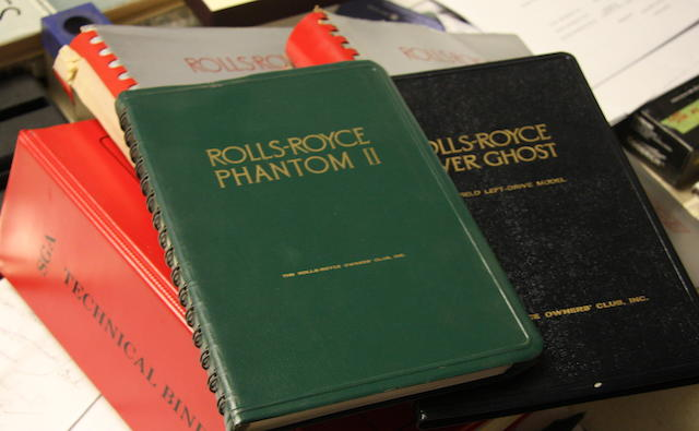 A set of Four RROC publications.