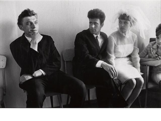 Elliott Erwitt (American, born 1928); Bratsk, Siberia;