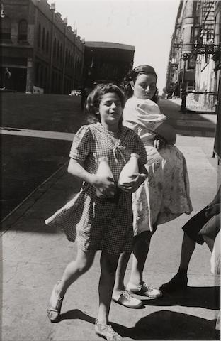 Helen Levitt (American, 1918-2009); New York;