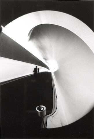 Bedrich Grunzweig (American, born 1910); TWA Terminal, John F. Kennedy Airport, N.Y.C.;
