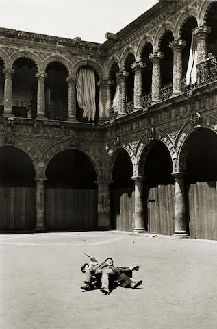 Helen Levitt (American, 1918-2009); Mexico City;