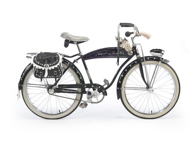 A 1952 Rollfast Hopalong Cassidey 24 inch boys bicycle,