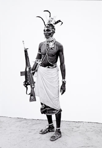 Lyle Owerko (Canadian); Samburu Warrior;