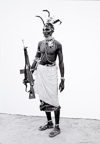 Lyle Owerko (Canadian); Samburu Warrior;