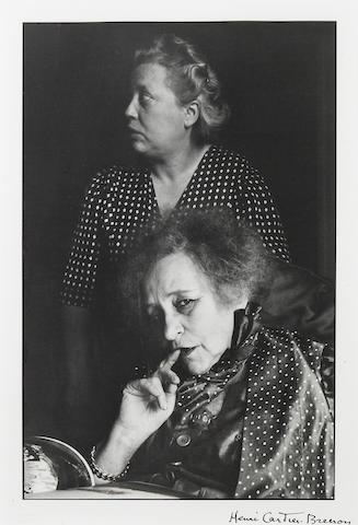 Henri Cartier-Bresson, Colette