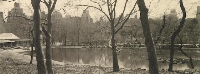 Lois Connor, Central Park