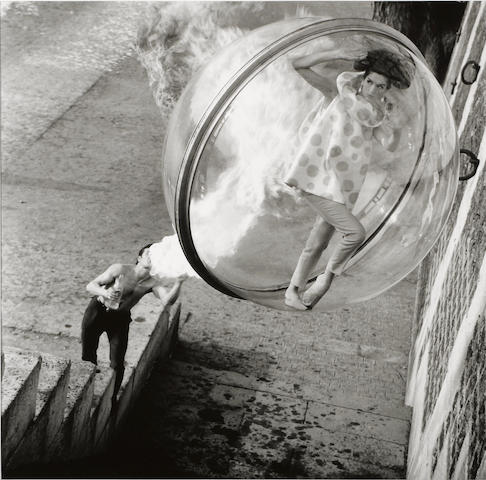 Melvin Sokolsky (American, born 1933); WITHDRAWN FROM THE SALE/RTO Dragon, Paris;