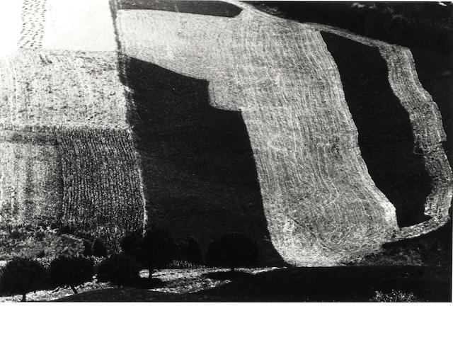 Mario Giacomelli (Italian, 1925-2000); From Presza di Cosienza sulla natura;