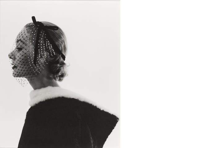 Horst P. Horst (German/American, 1906-1999); Nina de Voe, New York;