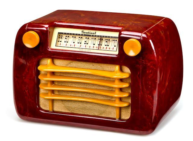 A Sentinel 284 NI Radio  1945