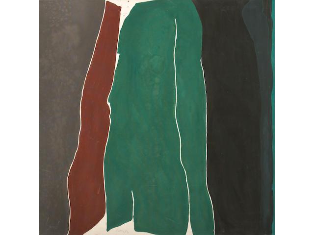 Jack Roth (American, 1927-2004) Ibid-4, 1982 66 x 66in (167.6 x 167.6cm)