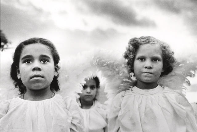 Sebastião Salgado (Brazilian, born 1944); First Communion in Juazeiro Do Norte;