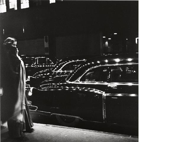 Eve Arnold (American, born 1913); Gala Opening Metropolitan Opera, New York ;
