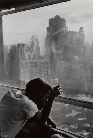 Burt Glinn (American, 1925-2008); Sammy Davis Jr., New York City;