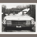 Michael Dweck (American); Dave and Pam in their Caddy, Montauk, NY;