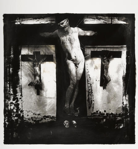 Joel-Peter Witkin (born 1939); Penitente, New Mexico;
