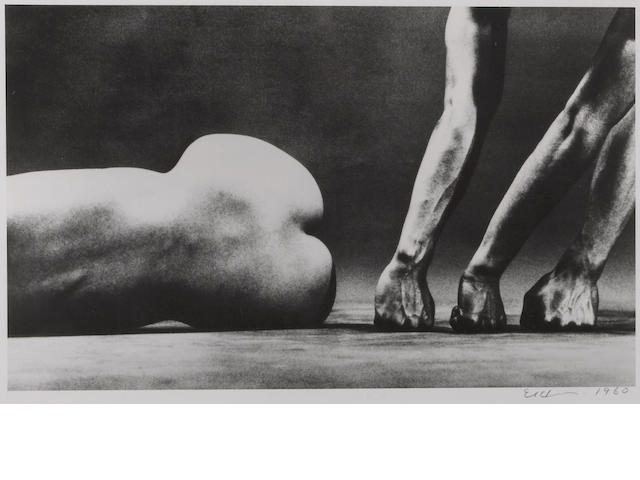 Eikoh Hosoe (Japanese, born 1933); Man and Woman, No. 24;
