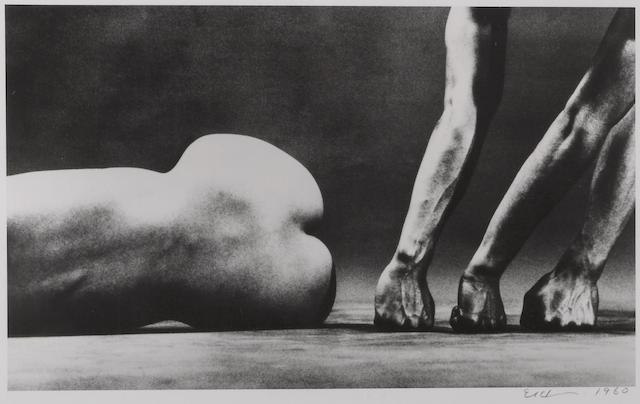 Eikoh Hosoe (Japanese, born 1933); Man and Woman, No. 24;