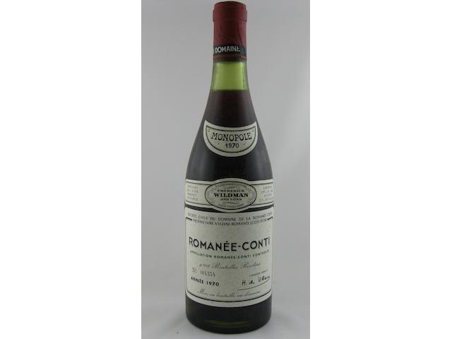 Romanée-Conti 1970 (1)