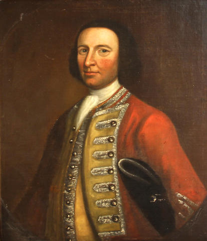 British 18th Century portrait
