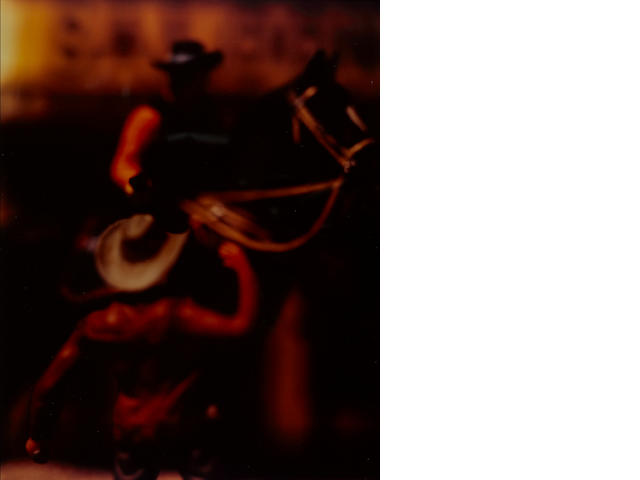 David Levinthal (American, born 1949); Untitled, from The Wild West; (2)