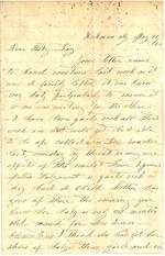 CIVIL WAR—KENTUCKY. 24 Autograph Letters Signed, most of H.W. Elsbury, 78 pp, folio, various places including