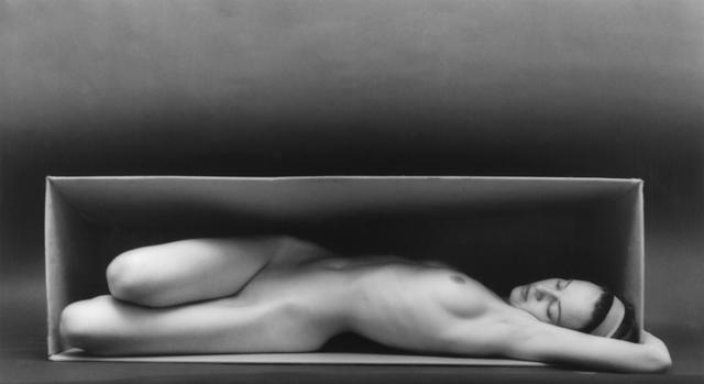 Ruth Bernhard (American, 1905-2006); In the Box-Horizontal;