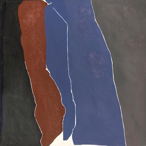 Jack Roth (American, 1927-2004) Ibid-3, 1982 66 x 66in (167.6 x 167.6cm)