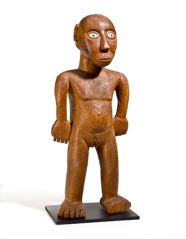 A rare Gilbert Islands figure
