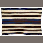 A Navajo first phase chief's blanket