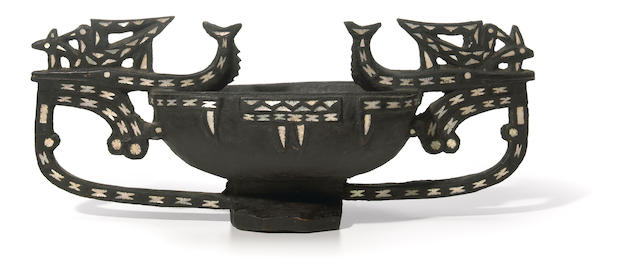 Ceremonial Bowl, Solomon Islands