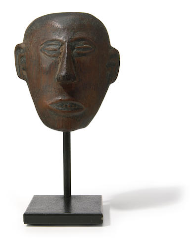 Head Pendant, possibly Konyak, Nagaland