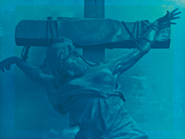 Felix Gonzalez-Torres (Cuban, 1957-1996) No title, 1986 image 8 5/16 x 11 1/8in (21.1 x 28.2cm) sheet 10 13/16 x 14in (27.5 x 35.5cm) unframed