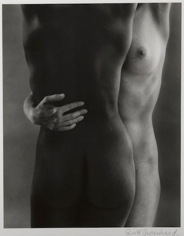 Ruth Bernhard (American, 1905-2006); Two Forms;