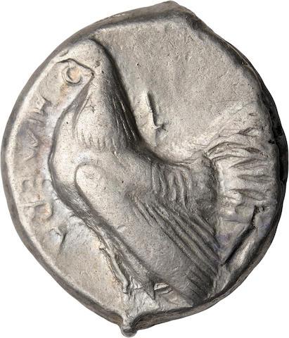 Sicily, Himera, Didrachm, 480 BC
