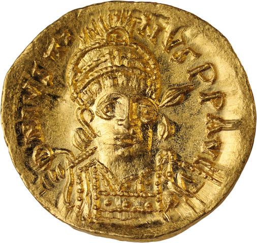 Rome, Justin I, 518-527 AD, Solidus