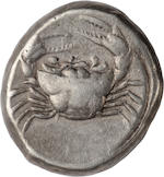 Sicily, Akragas, Tetradrachm, 472-420 BC