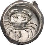 Sicily, Akragas; Didrachm, 480 BC
