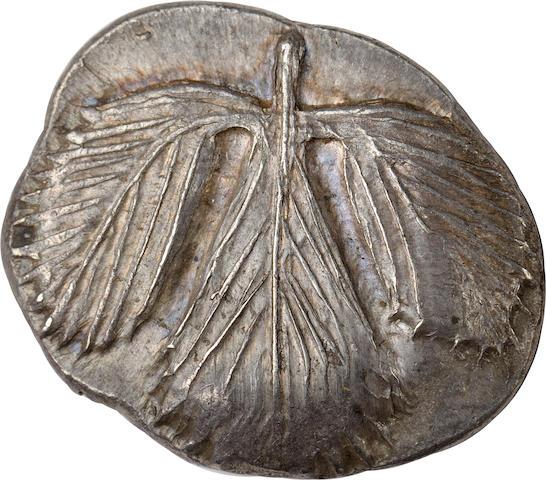 Sicily, Selinus, Didrachm, c. 480-466 BC