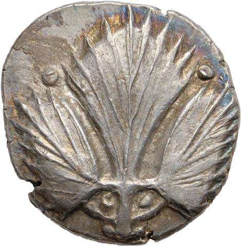 Sicily, Selinus, Didrachm, 520-490 BC