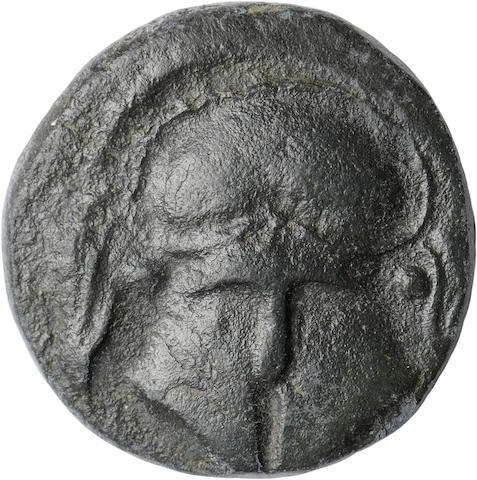 Thrace, Mesembria, AE 15, 4th-3rd Century BC