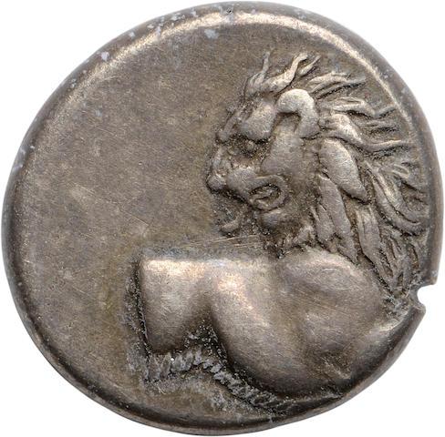 Thrace, Cherronesos, Hemidrachm, 400-350 BC
