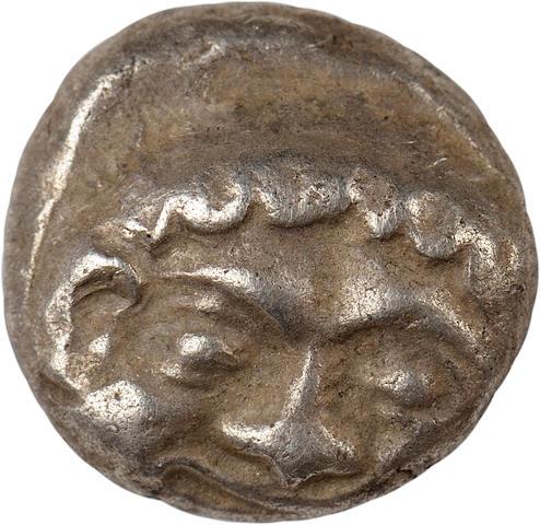 Mysia, Parion, Drachm, c. 500-475 BC