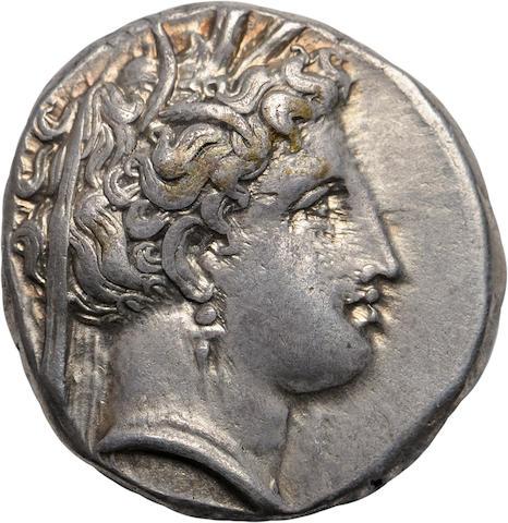 Lucania, Metapontum, Stater, 340-300 BC