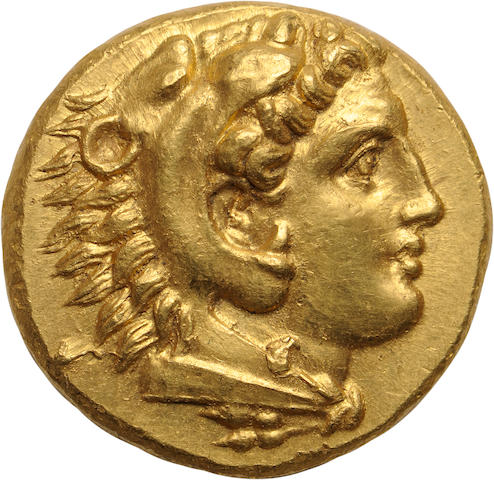 Mysia, Pergamum (Pergamon), Gold Stater, After 336 BC