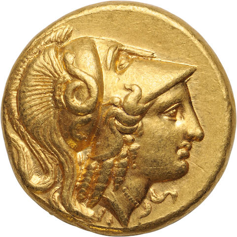 Macedon, Kings of Macedon, Alexander III the Great, 336-323 BC, Amphipolis, Distater, c. 330-320 BC